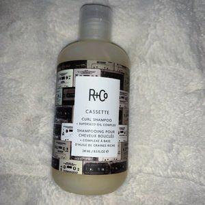 New Sealed R+Co Cassette Curl Shampoo 8.5oz
